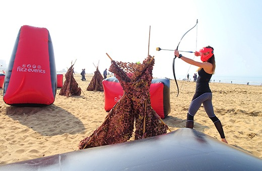 archery-atag-Scheveningen-Shoot-out-Archery-tag-1