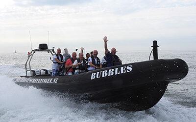 Speedboot Scheveningen