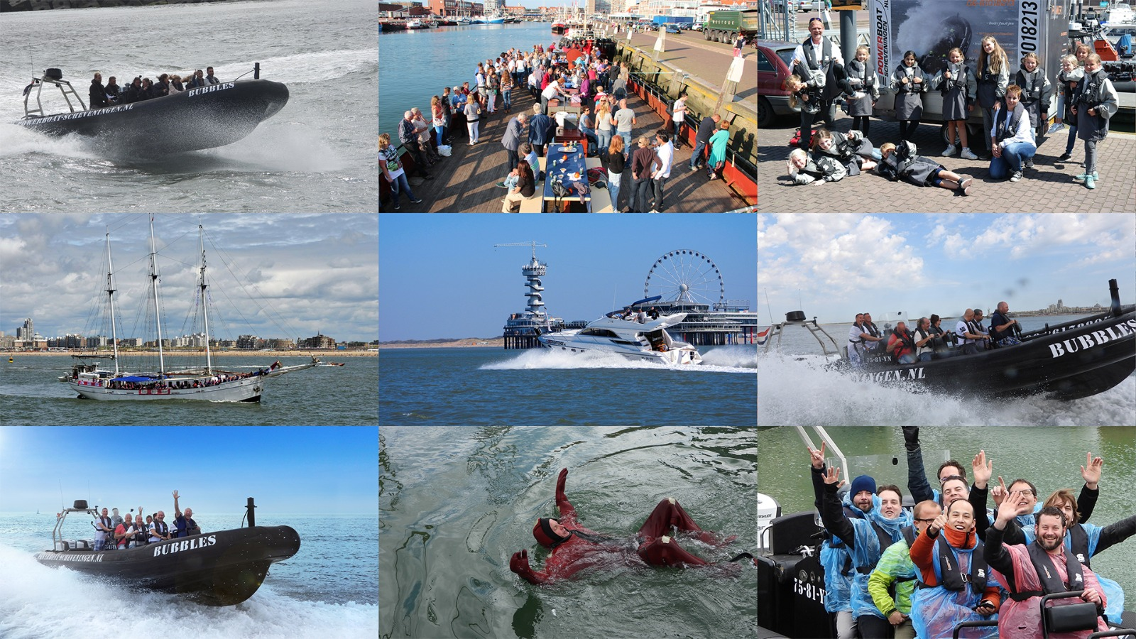 Powerboat fotoalbum